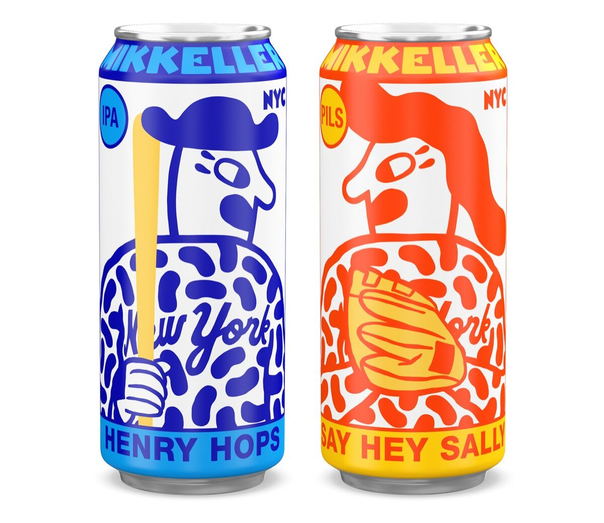 Henry Hops & Say Hey Sally – Mikkeller NYC. Courtesy of Mikkeller and Keith Shore.
