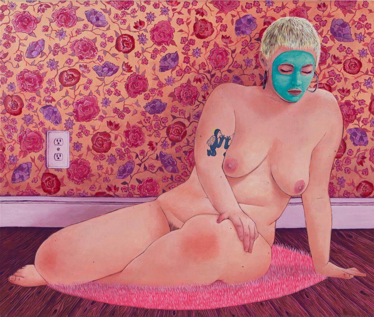 Shona McAndrew, Alyssa, 2019. Courtesy of the artist and CHART.