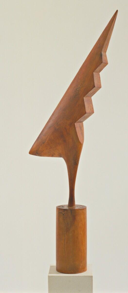 Constantin Brancusi, The Cock, 1924. © 2018 Artists Rights Society (ARS), New York / ADAGP, Paris. Courtesy of The Museum of Modern Art, New York.