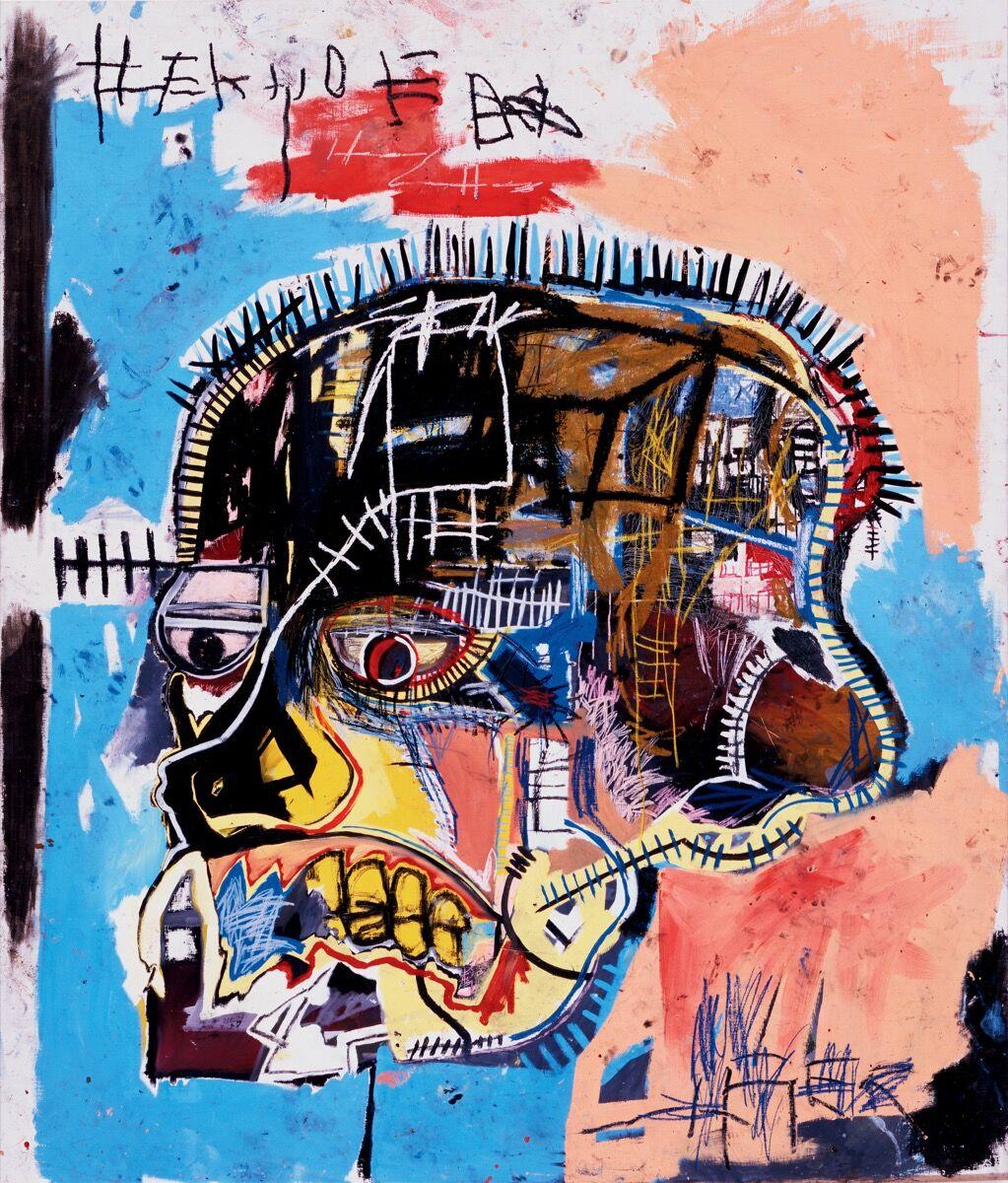 Jean-Michel Basquiat,  Untitled,  1981. © Estate of Jean-Michel Basquiat. Licensed by Artestar, New York. Photo © Douglas M. Parker Studio, Los Angeles.