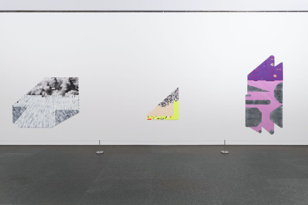 Ruth Root, installation view at Carnegie Museum of Art, 2019. Photo by Bryan Conley. Courtesy of Carnegie Museum of Art.