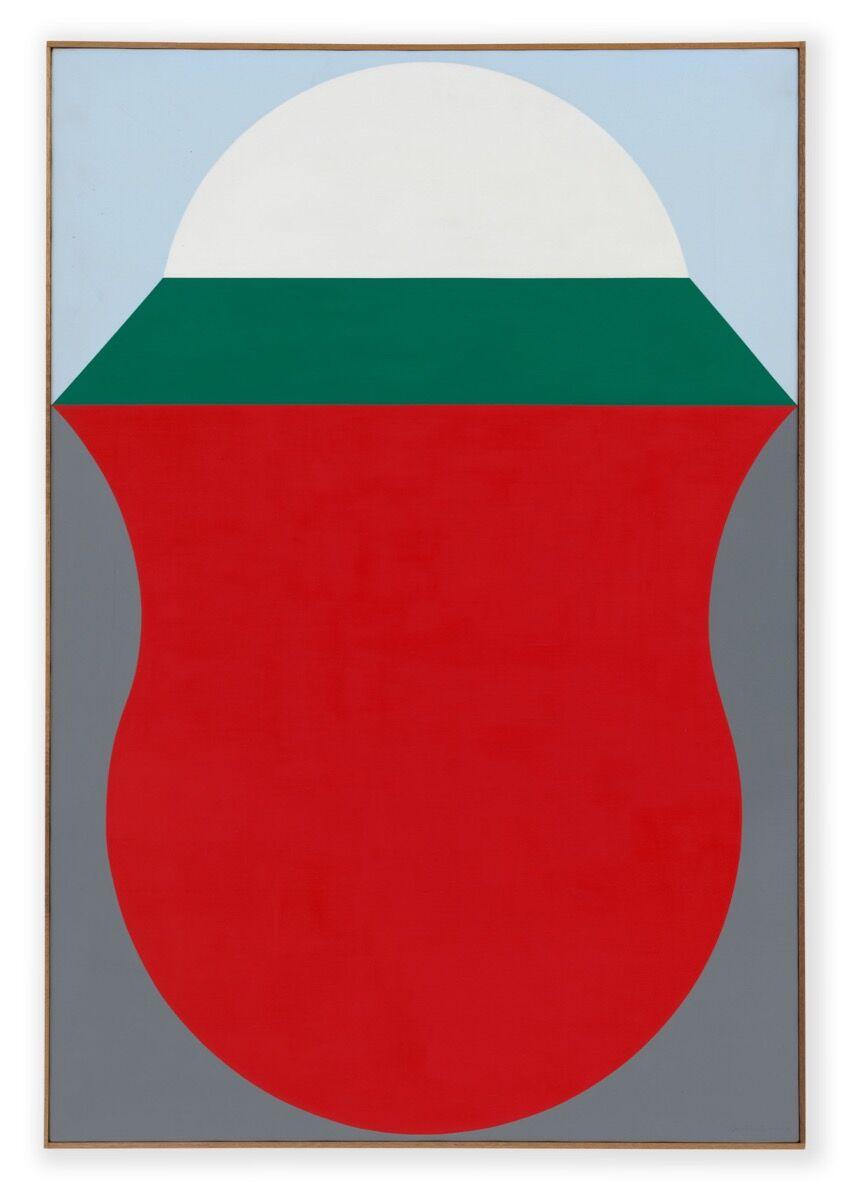 Takesada Matsutani, Box of Hope, 1972. © Takesada Matsutani. Courtesy of the artist and Hauser & Wirth.