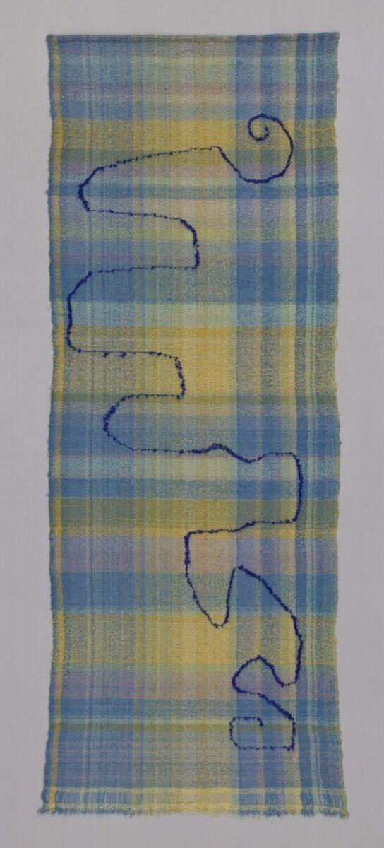 Else Regensteiner, Blue River I, 1963–64.
