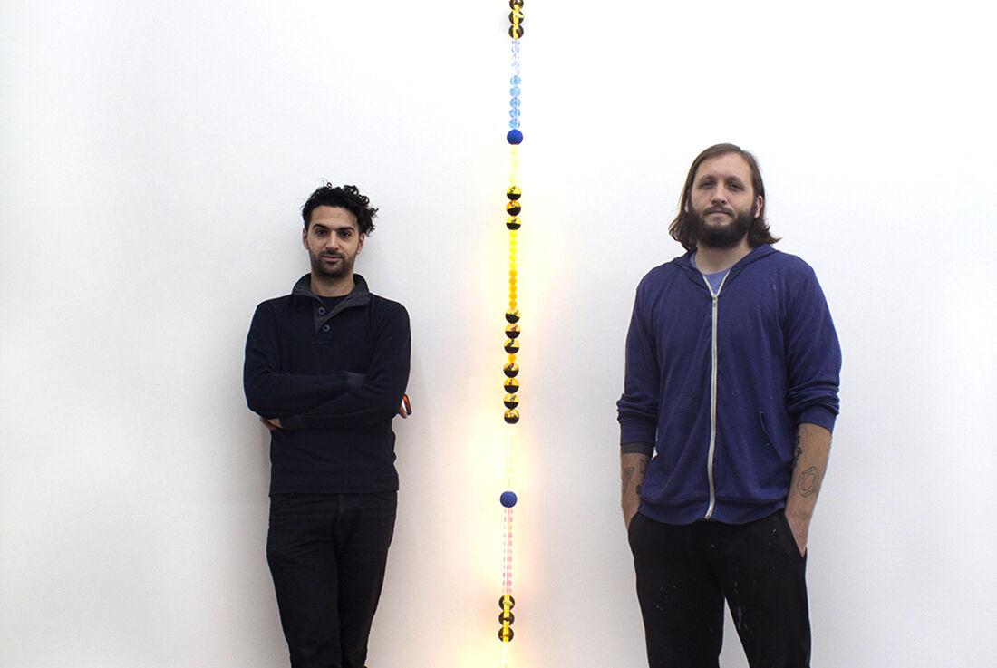 Jesse Greenberg and MacGregor Harp. Courtesy 247365.