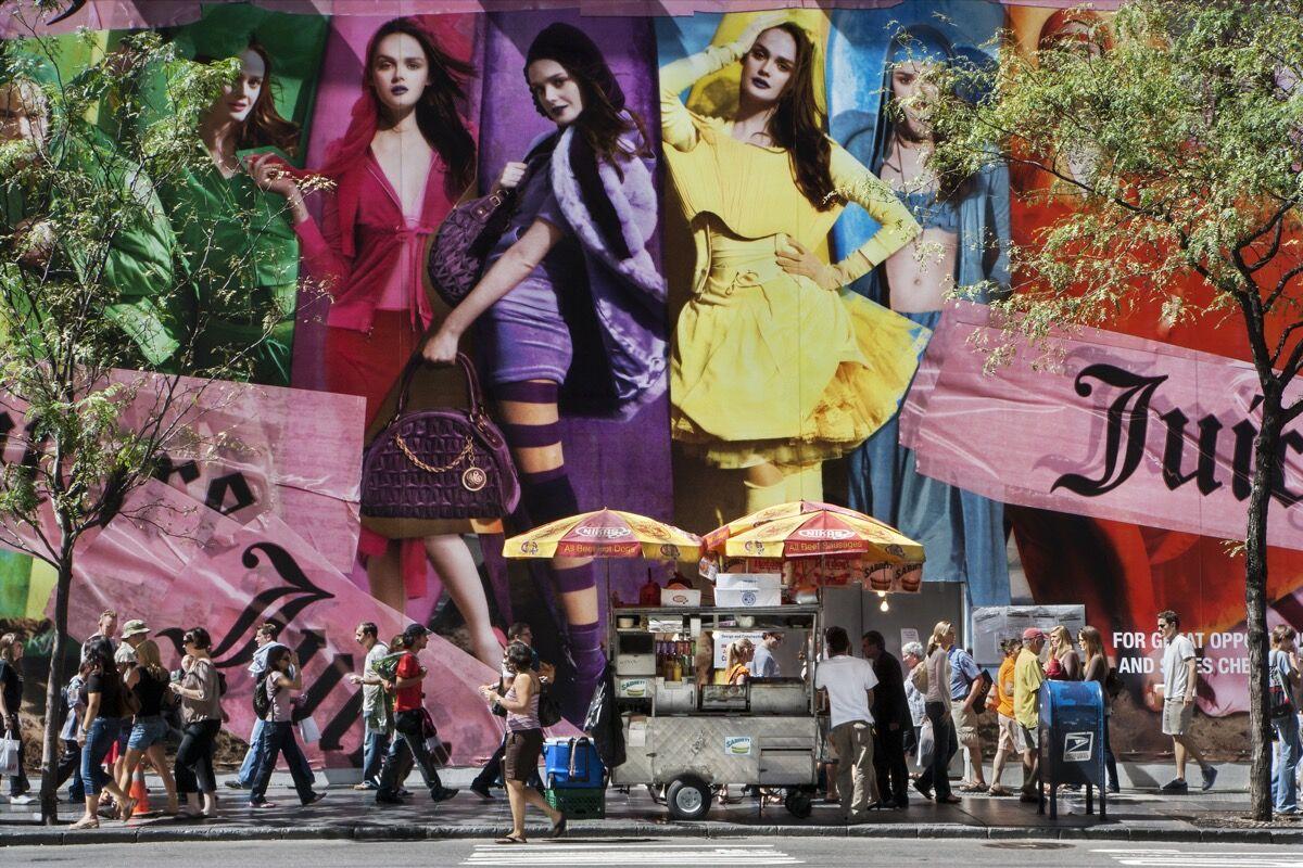 Natan Dvir, Juicy Couture 01, 2008. © Natan Dvir.