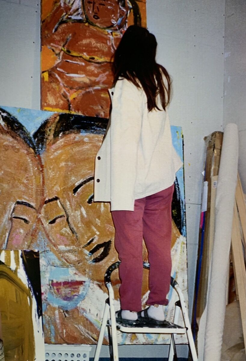 Portrait of Monica Kim Garza. Courtesy of the artist and The Hole.
