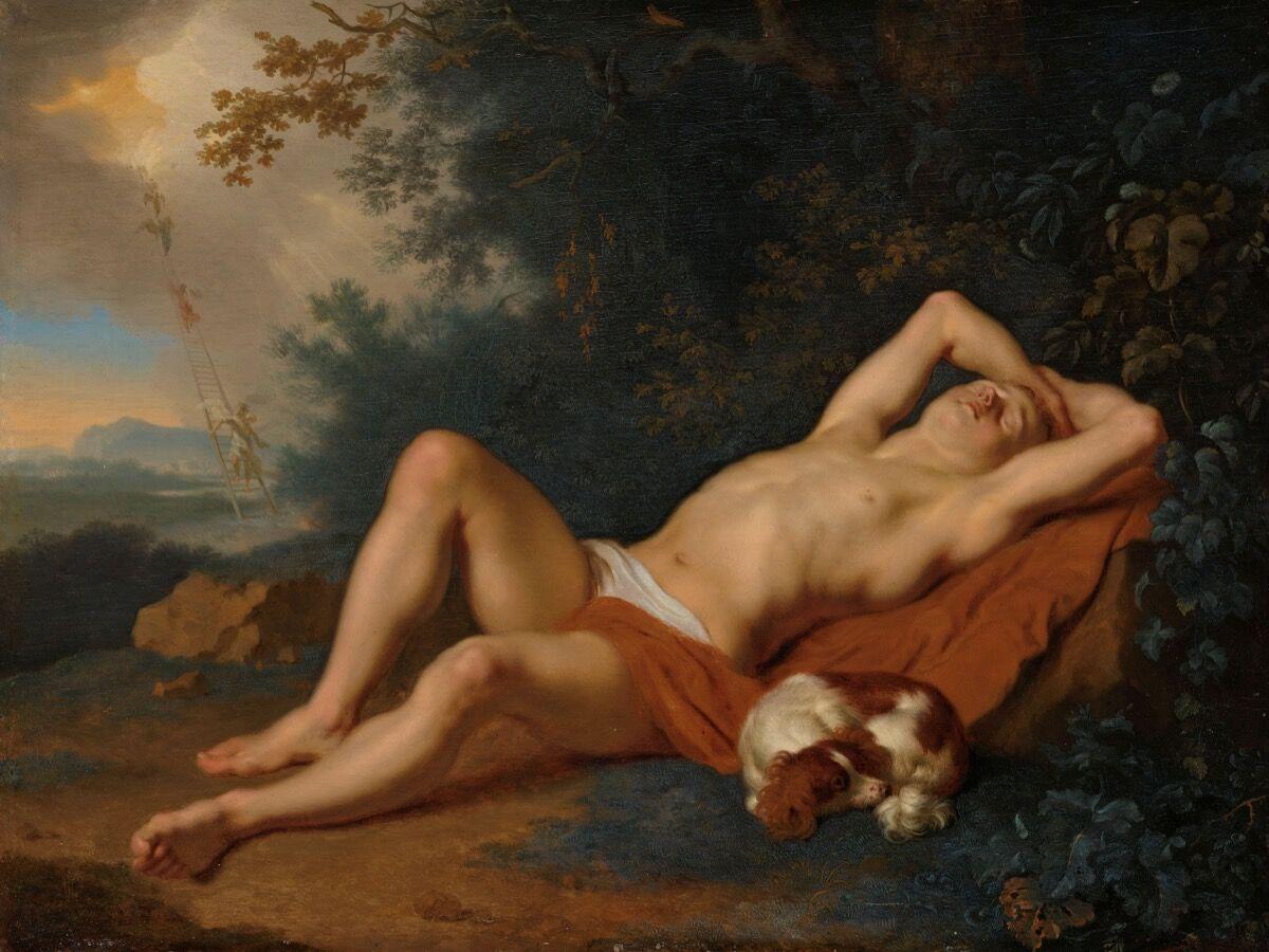Ary de Vois, Jacob's Dream, 1660–80. Courtesy of the Rijksmuseum.