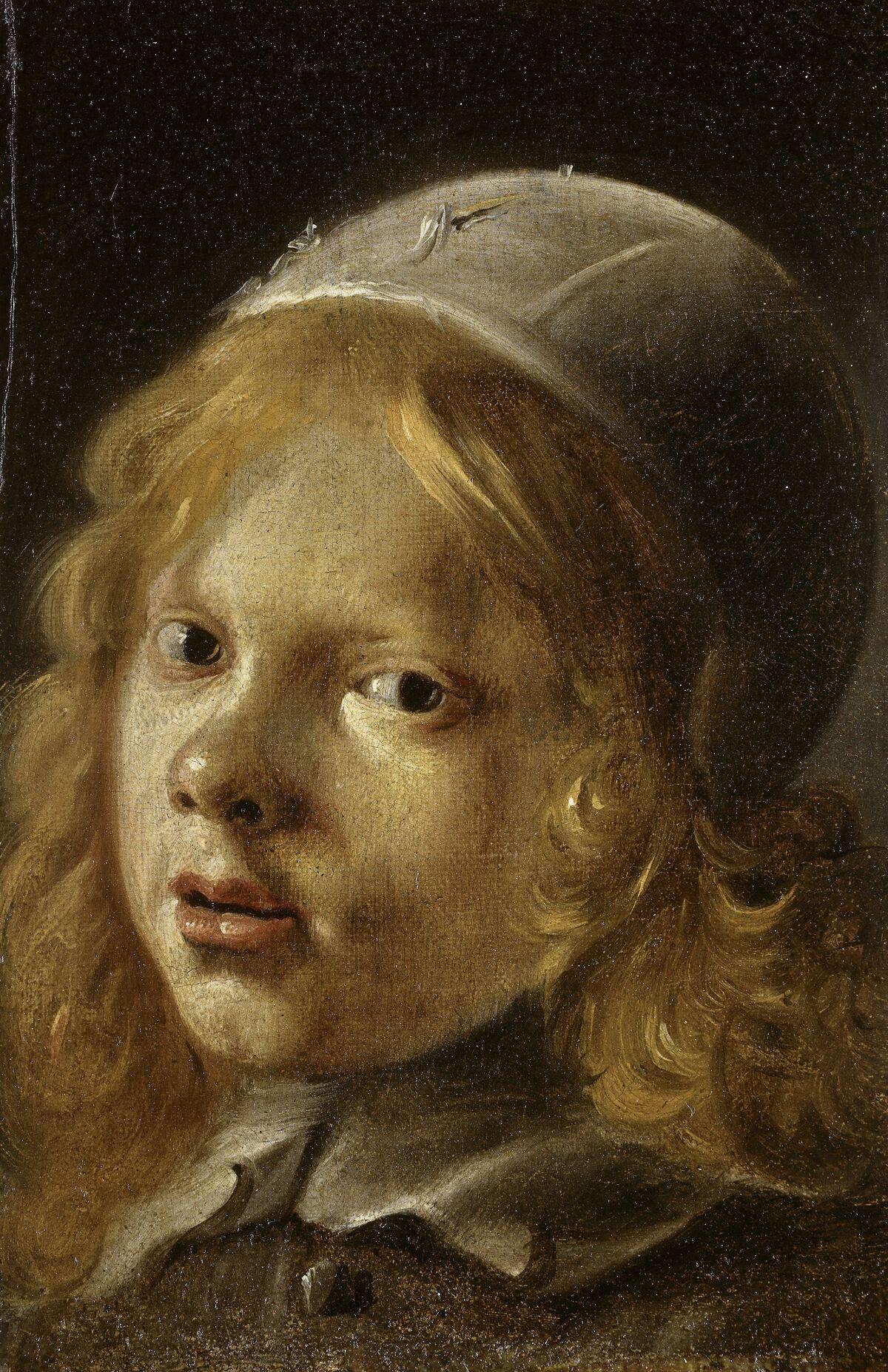 Moses ter Borch,  Self-portrait, ca. 1660–61. Courtesy of the Rijksmuseum.
