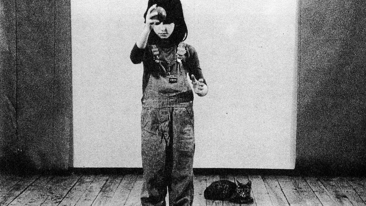 Still from Yvonne Rainer, Lives of Performers, 1972. Courtesy of Film Society of Lincoln Center.