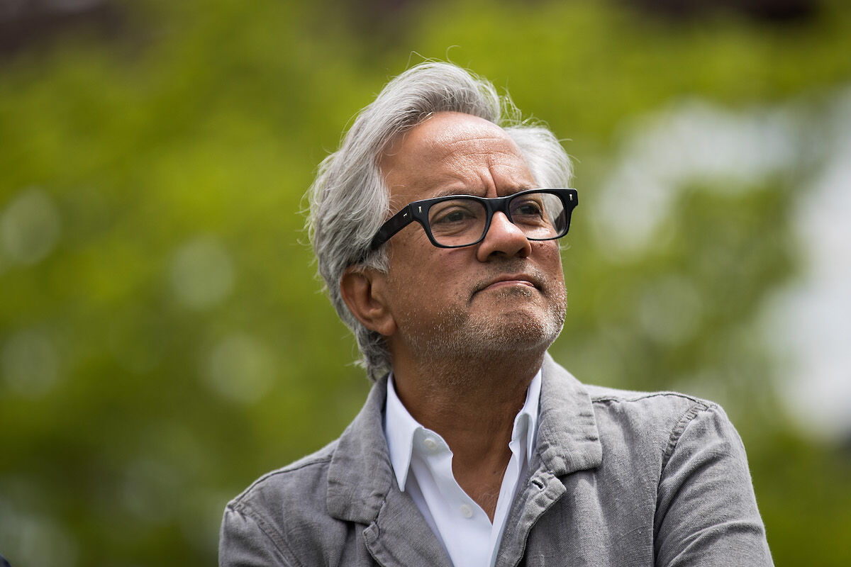 Anish Kapoor. Photo by Drew Angerer/Getty Images