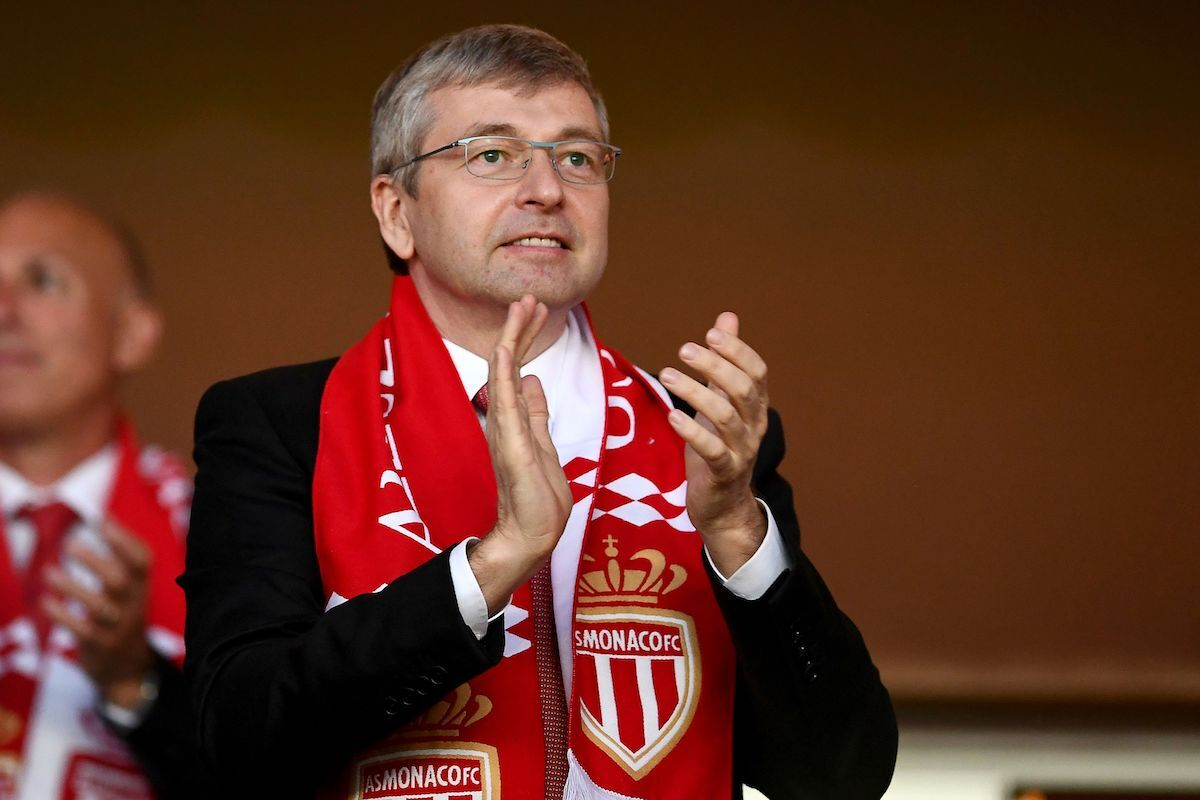 Art collector and AS Monaco president Dmitriy Rybolovlev. Photo by Boris Horvat/AFP/Getty Images.