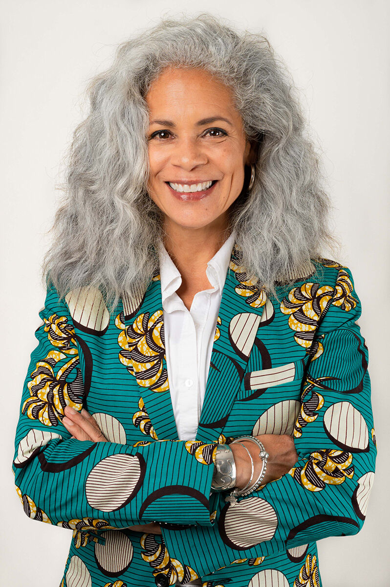 Portrait of Dana King. Courtesy of the Oakland Museum of California.
