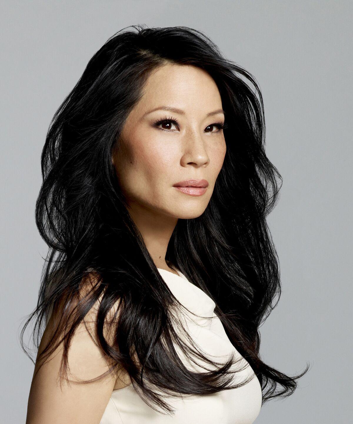 Portrait of Lucy Liu. Courtesy of The Ryan Foundation.