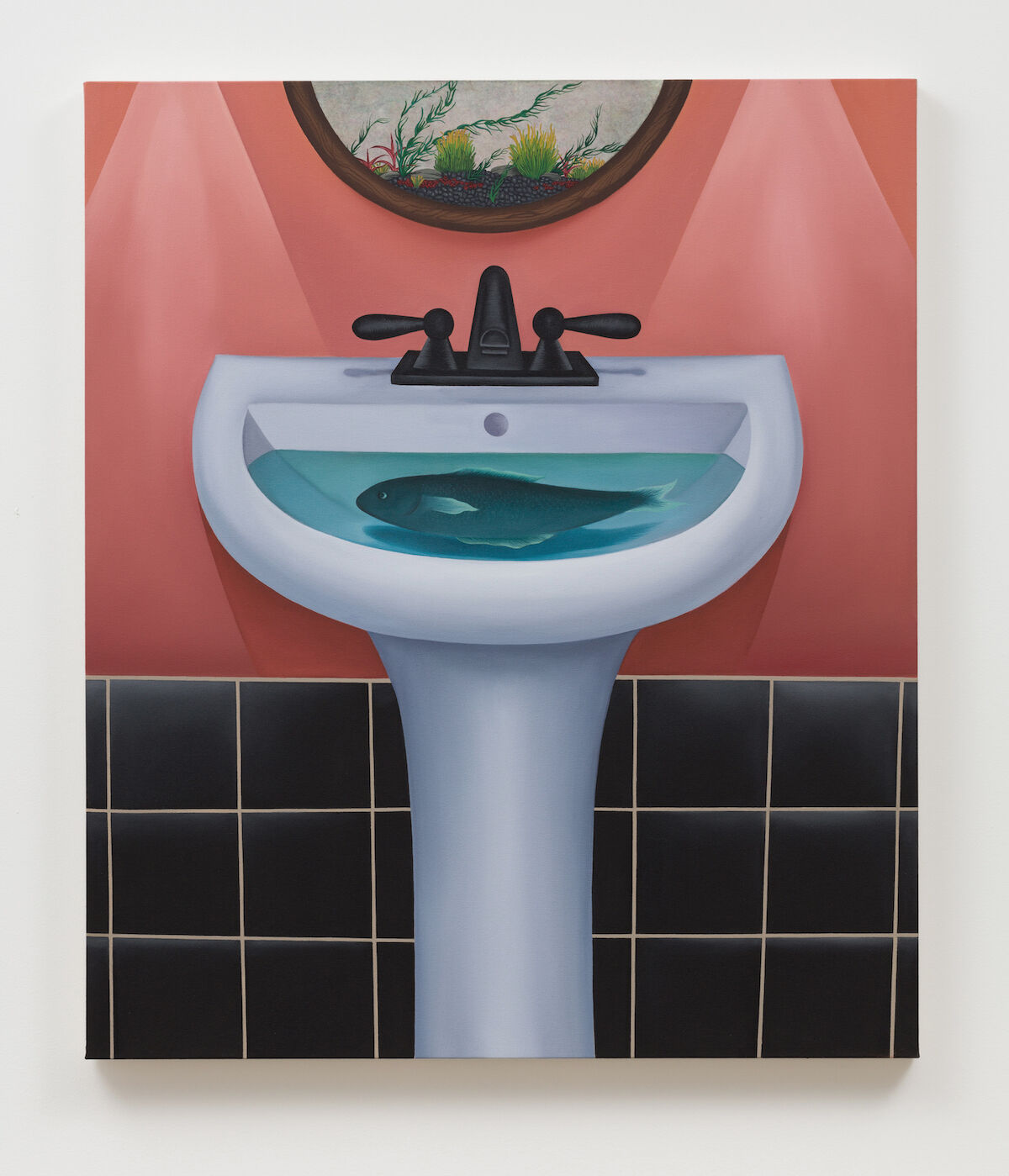 Julie Curtiss, Quarantine, 2018. Courtesy of the artist and Anton Kern Gallery.