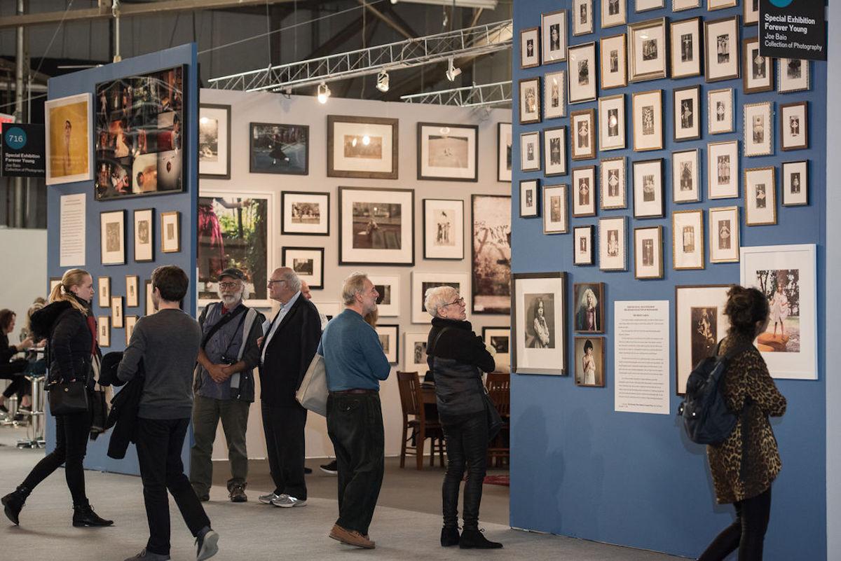 The Photography Show at Pier 94. Courtesy AIPAD.