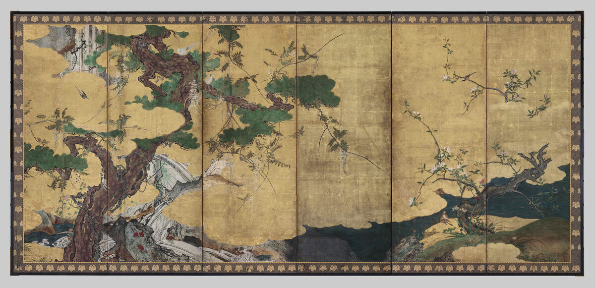 How Art Historians Cracked The Case Of Enigmatic Japanese