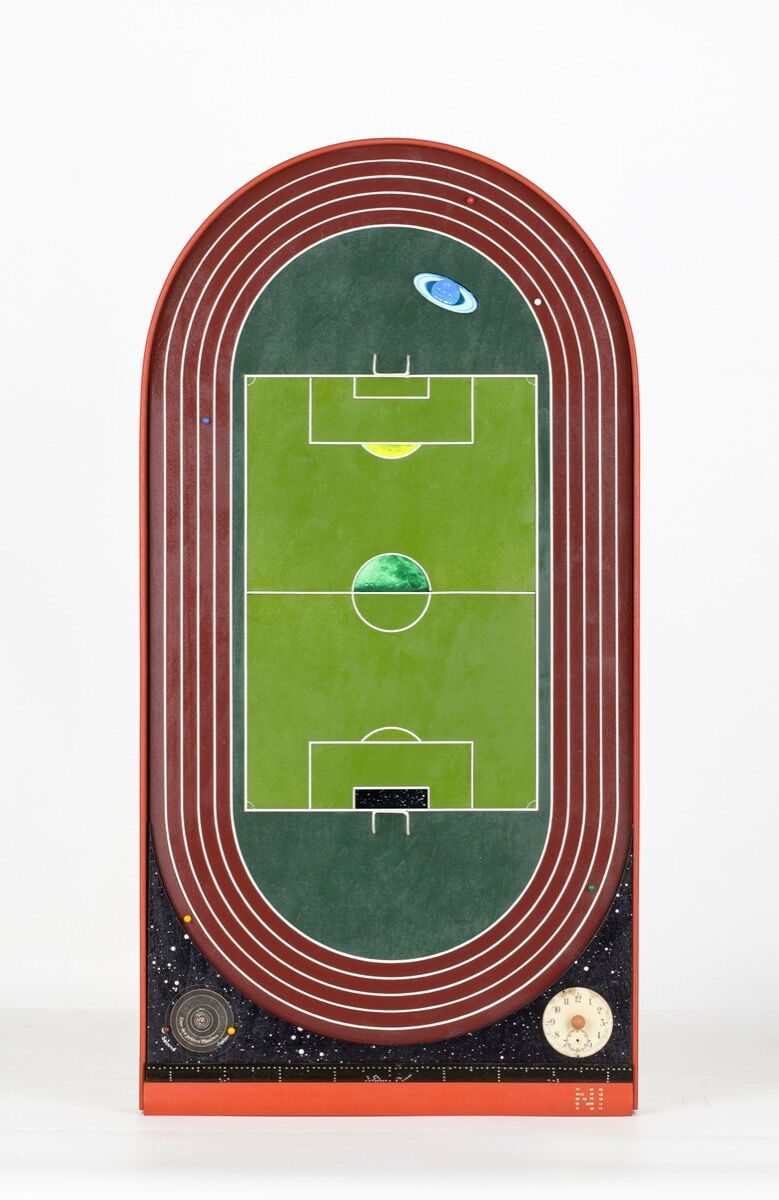 Ni Youyo, Playing Field, 2018. Courtesy of Contemporary Fine Arts, Berlin.