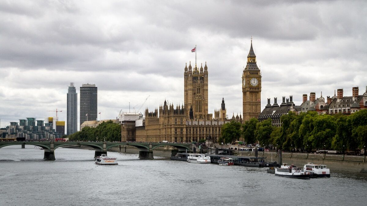London. Photo by Dimitry Anikin on Unsplash.