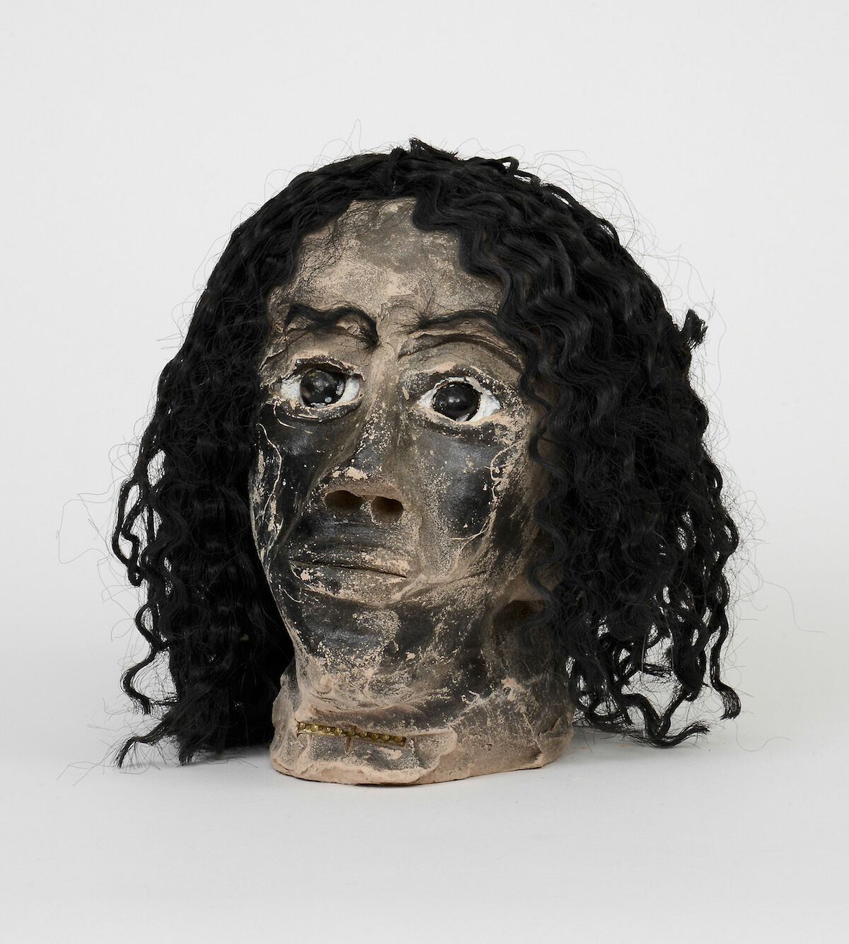 """James """"Son Ford"""" Thomas, Untitled, 1987. Acquired by the Brooklyn Museum. Courtesy Souls Grown Deep Foundation."""