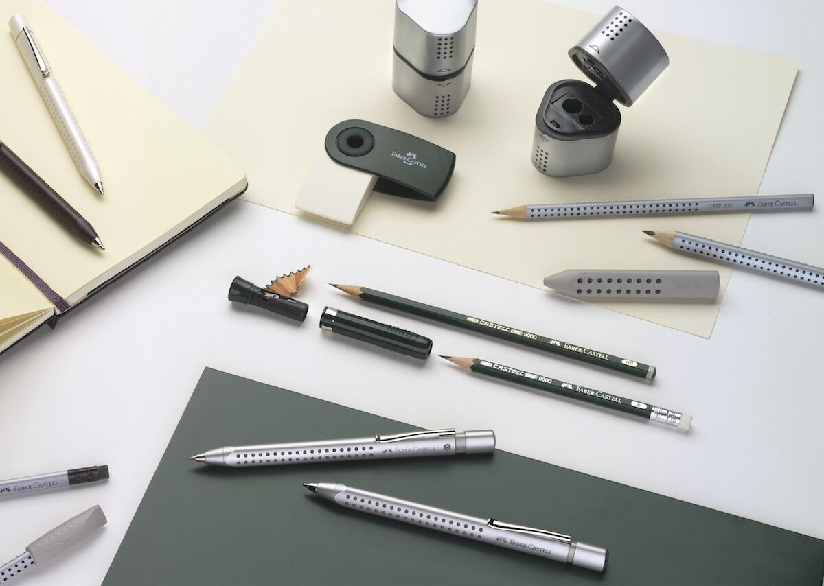 Writing Office, original. Courtesy of Faber-Castell AG.