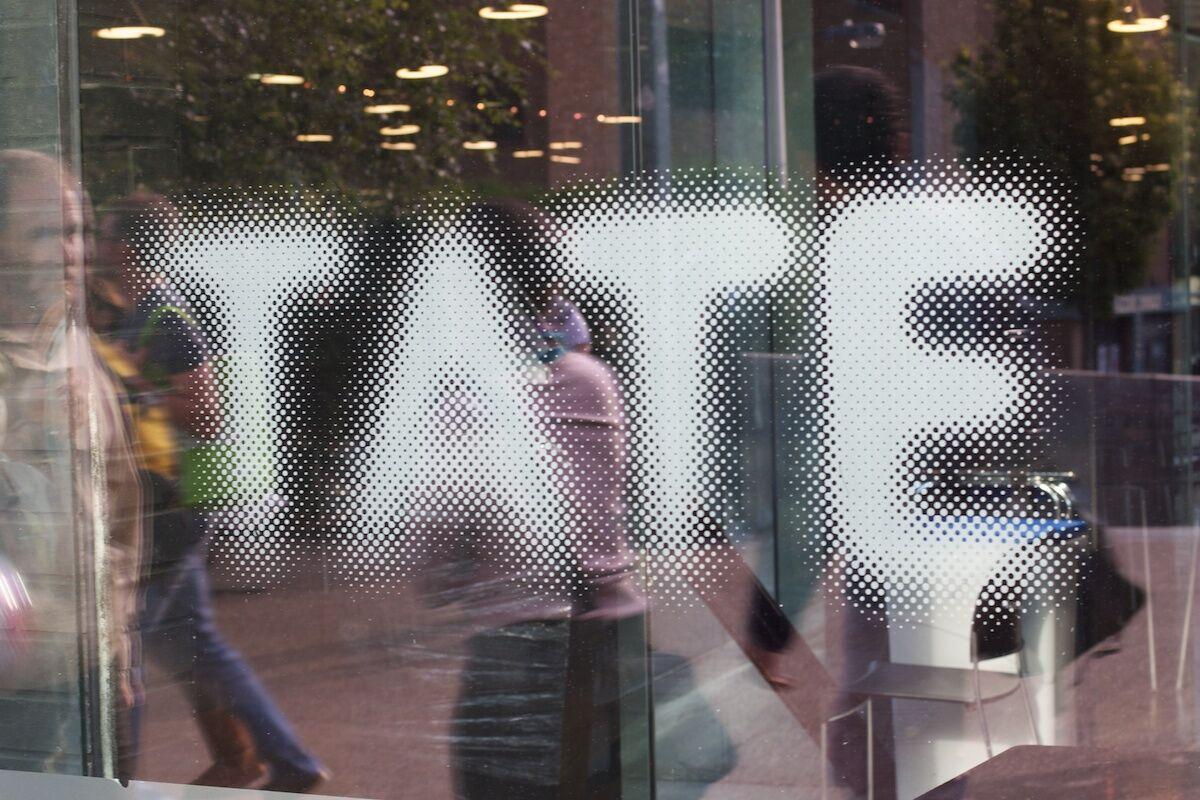 Tate Modern. Photo by London Barking, via Wikimedia Commons.