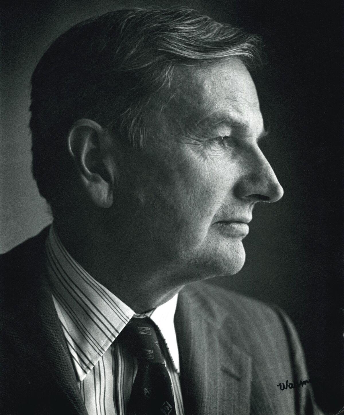 Portrait of David Rockefeller. © Rockefeller Archive Center. Courtesy of Christie's.