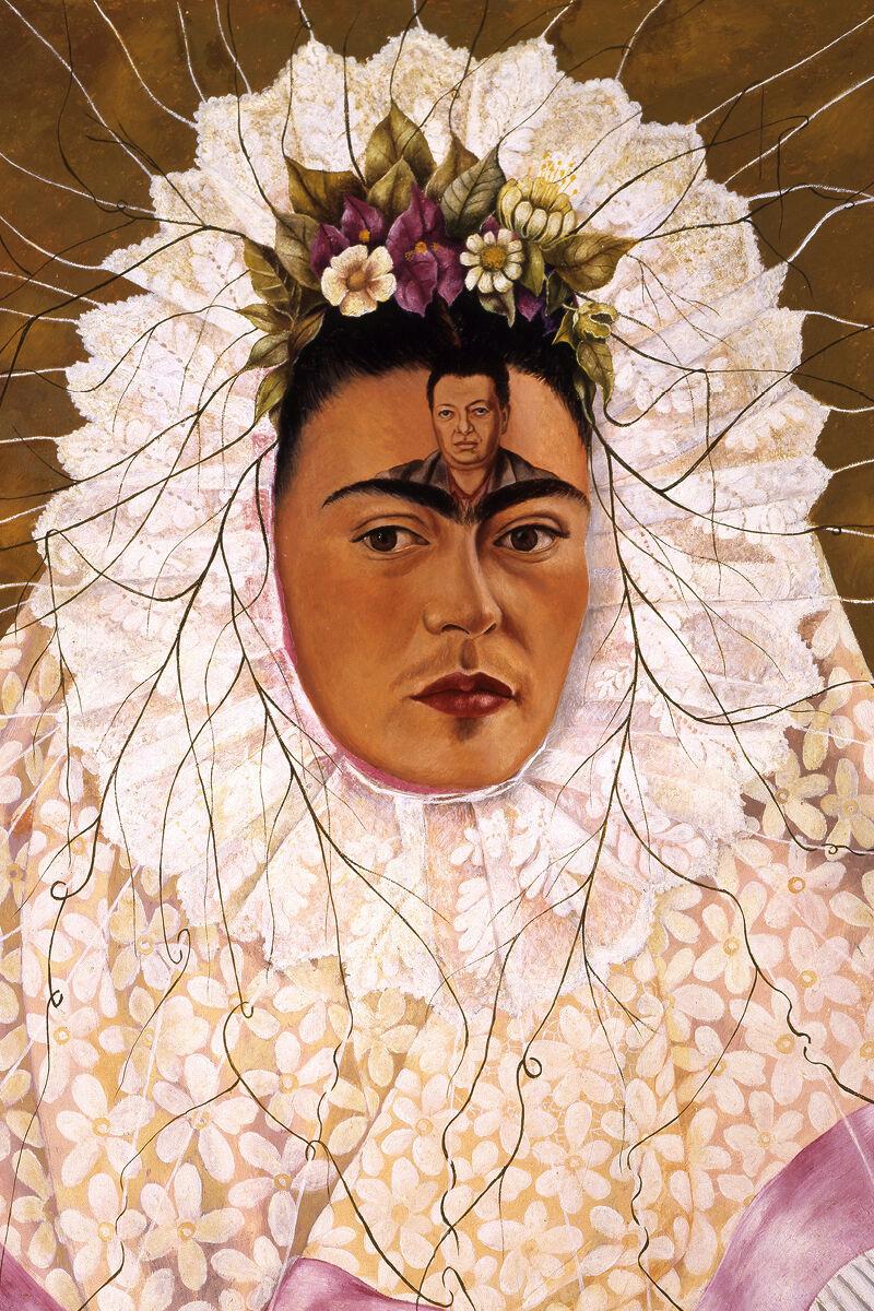 How Frida Kahlo Became A Global Brand Artsy