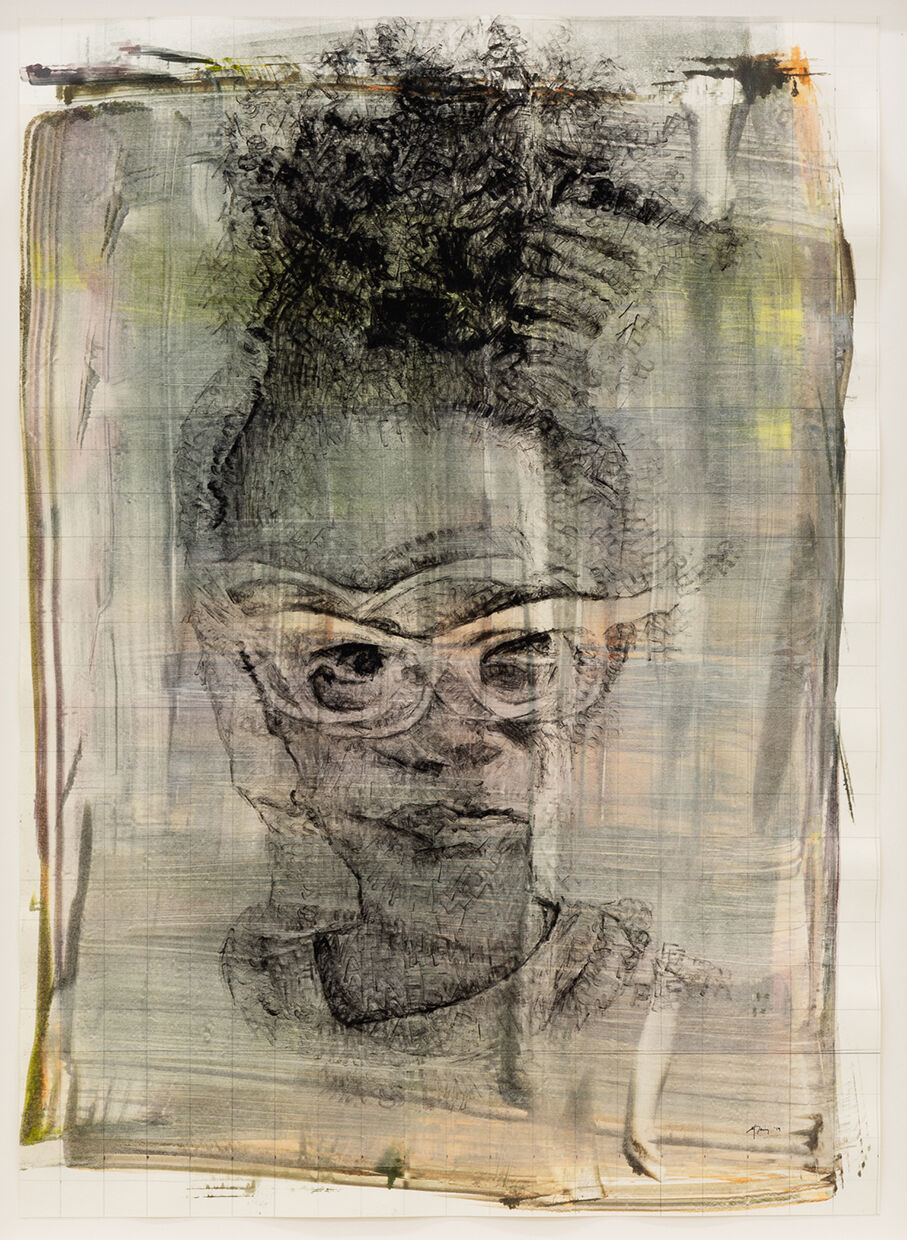 Kenturah Davis, A Sharp Whisper, 2019. Courtesy of the artist.