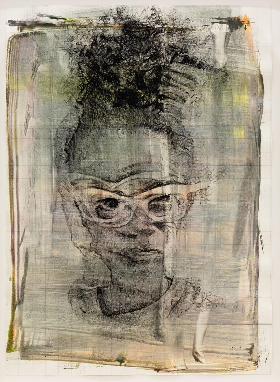 Kenturah Davis, A Sharp Whisper, 2019. Courtesy of the artist.