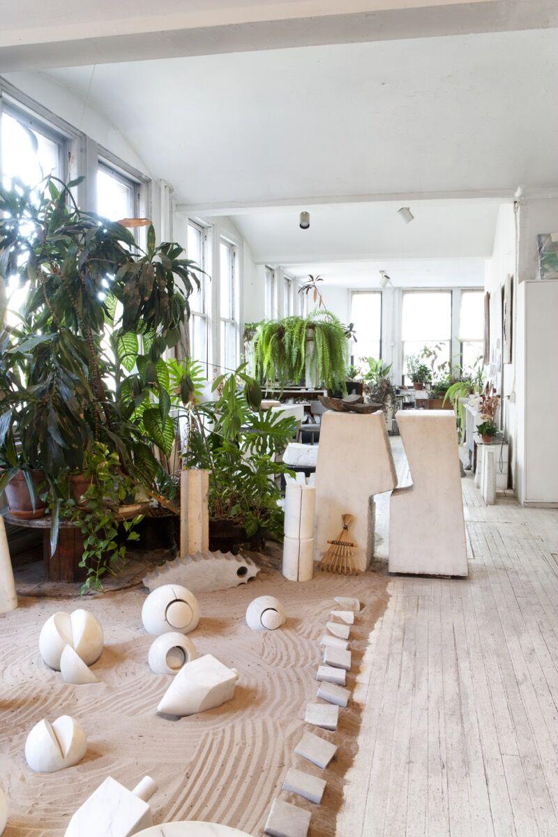 Hanna Eshel's Noho apartment. Photo by Clemens Kois.