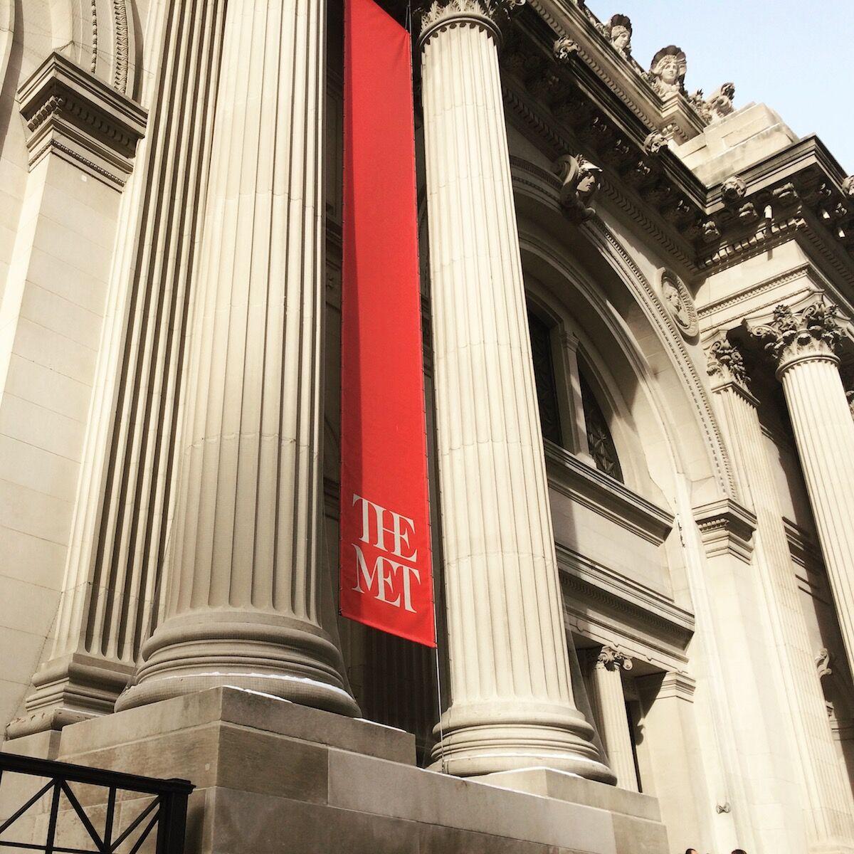 The Metropolitan Museum of Art. Photo by Annalisa Welinder.