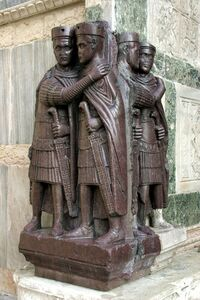 The Four Tetrarchs