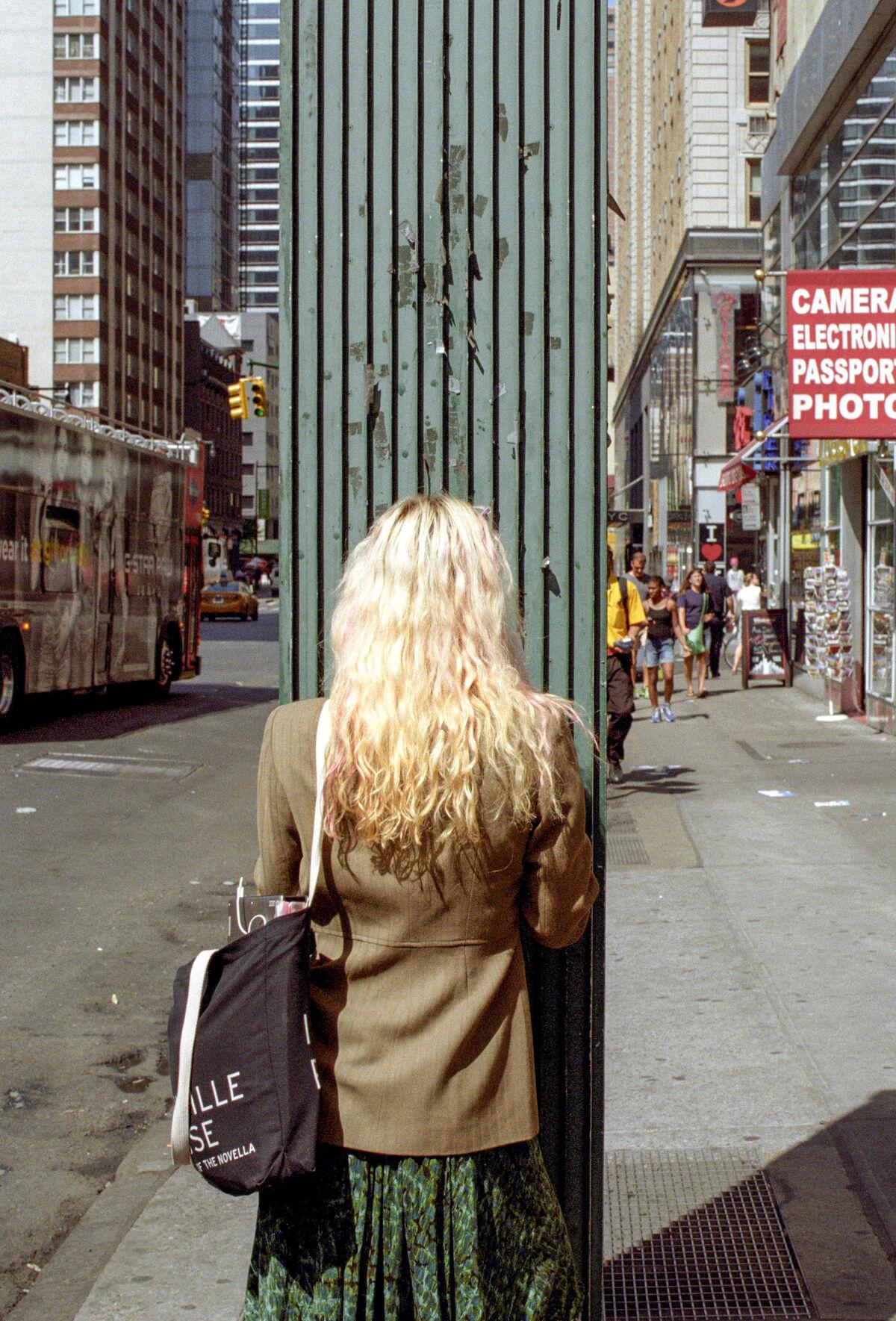 Teju Cole, New York City, 2017. Courtesy of Steven Kasher Gallery.