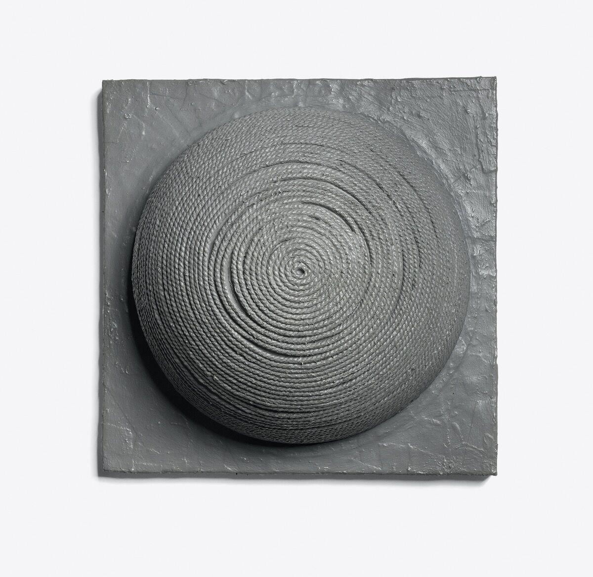 Eva Hesse, No title, 1966. Courtesy of Acquavella Galleries.