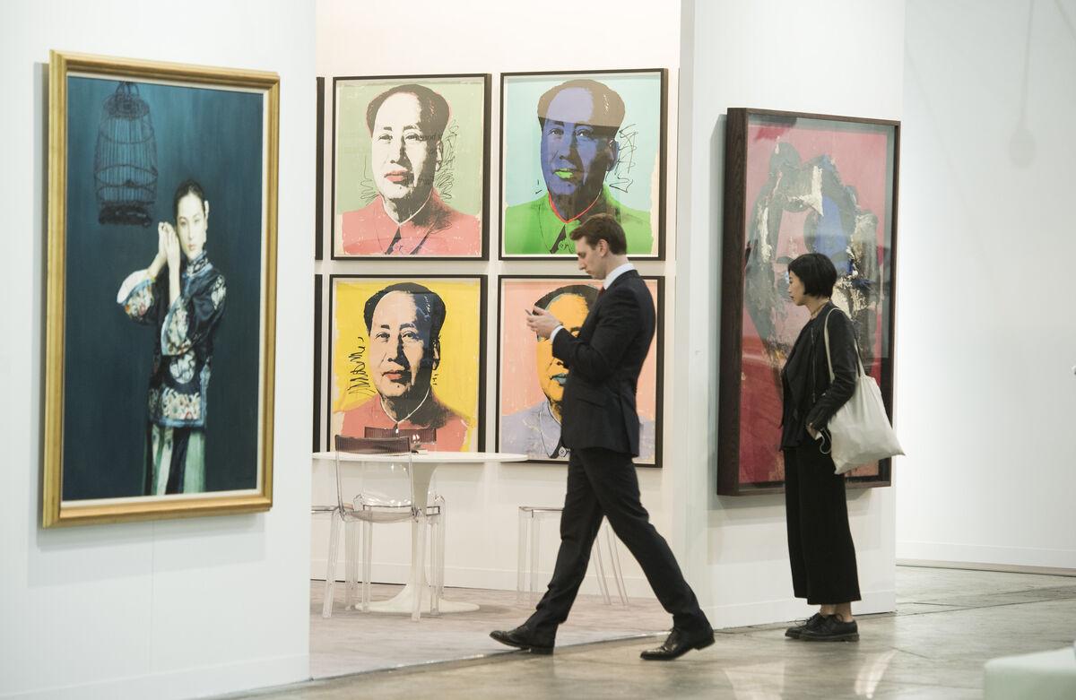 Art Basel in Hong Kong, 2016. Photo courtesy of Art Basel.