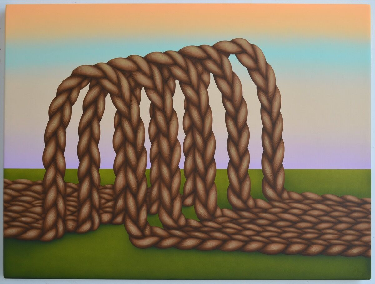 Molly Greene, Between Blooms Super, 2020. Courtesy of the artist and Kapp Kapp, Philadelphia.