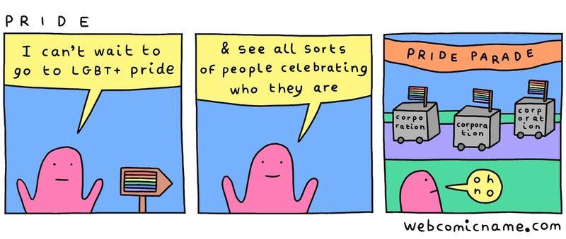 Comics by Alex Norris