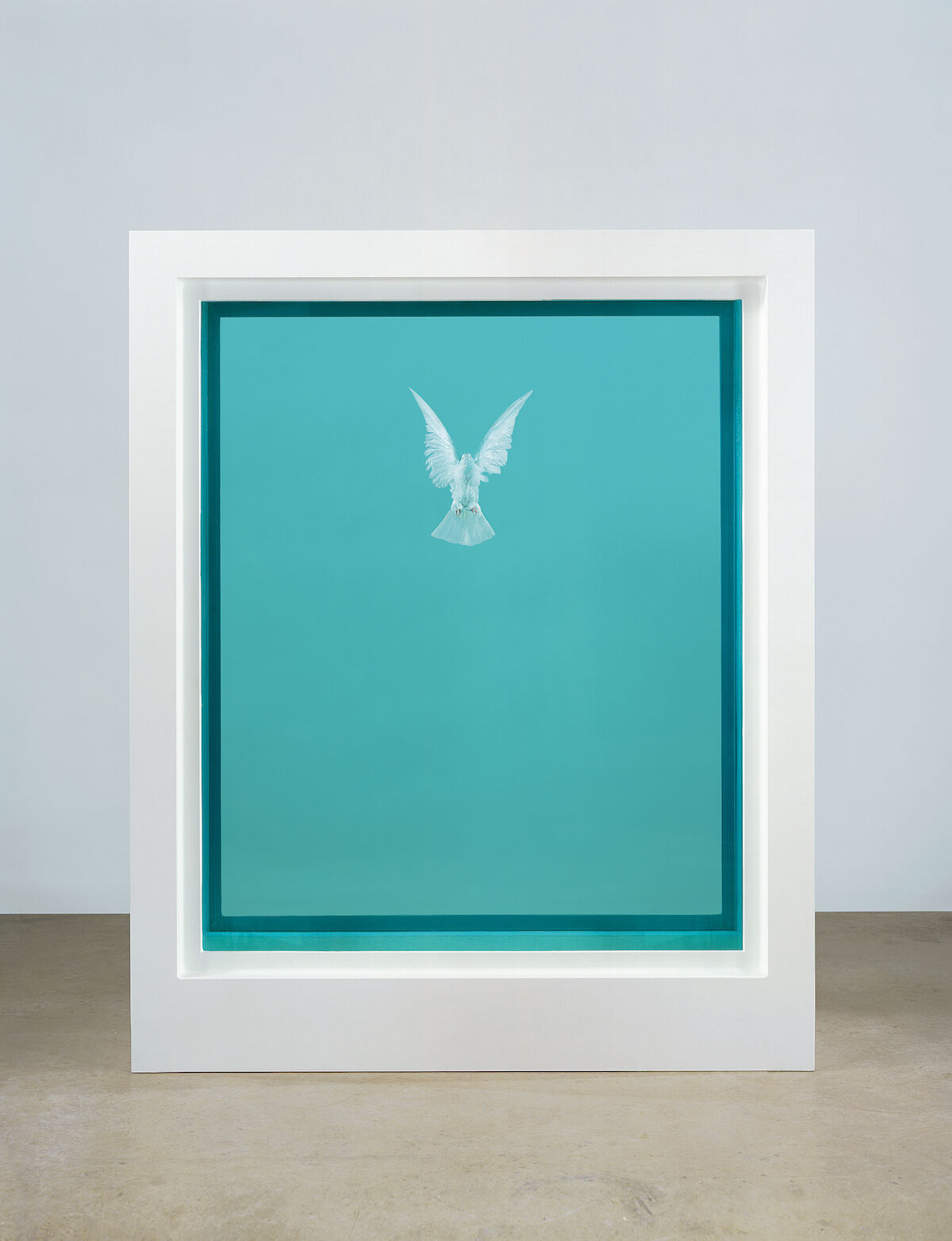 Damien Hirst, The Incomplete Truth, 2006. Est. £1 million–1.5 million. Courtesy Christie's Images Ltd.