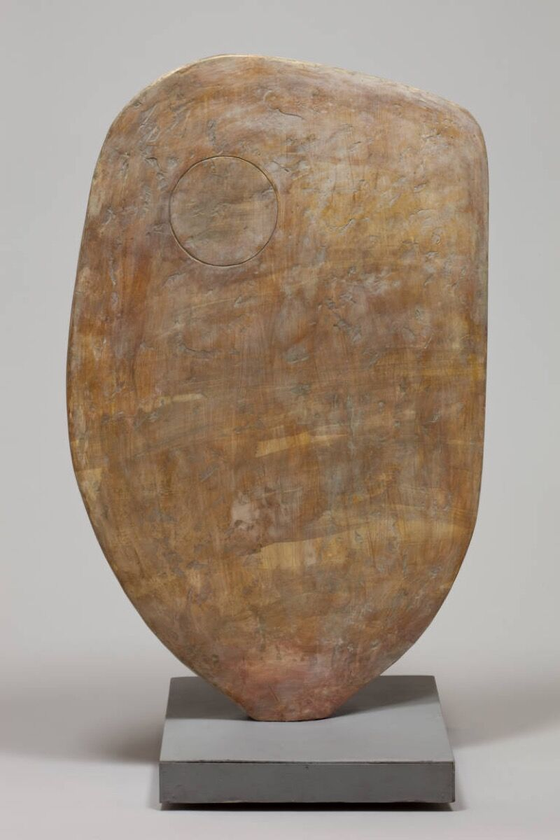 "Barbara Hepworth, Single Form (""Chûn Quoit""), 1961. Courtesy of the Hepworth Wakefield."