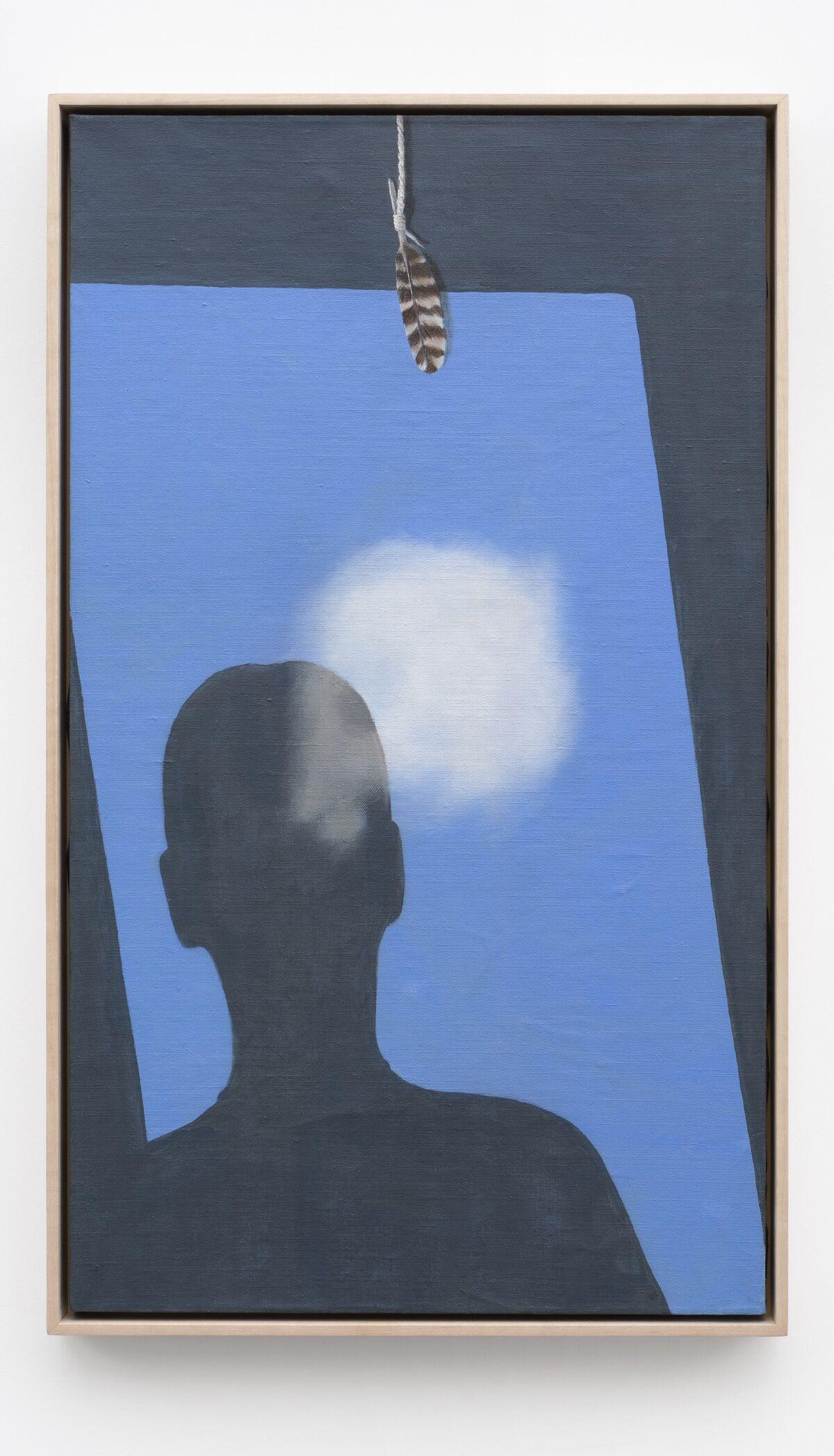 Luchita Hurtado, Untitled, 1972. Courtesy of Hauser & Wirth.