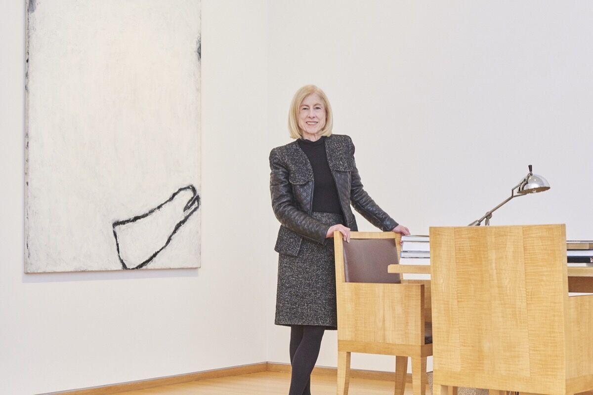 Portrait of Angela Westwater by Greg Kessler. Courtesy of Sperone Westwater