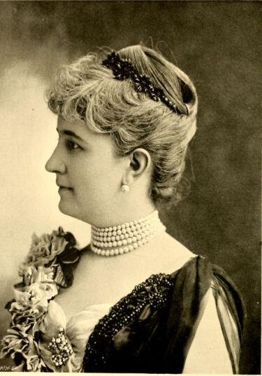 Bertha Honoré Palmer, 1984. Imagen vía Wikimedia Commons.