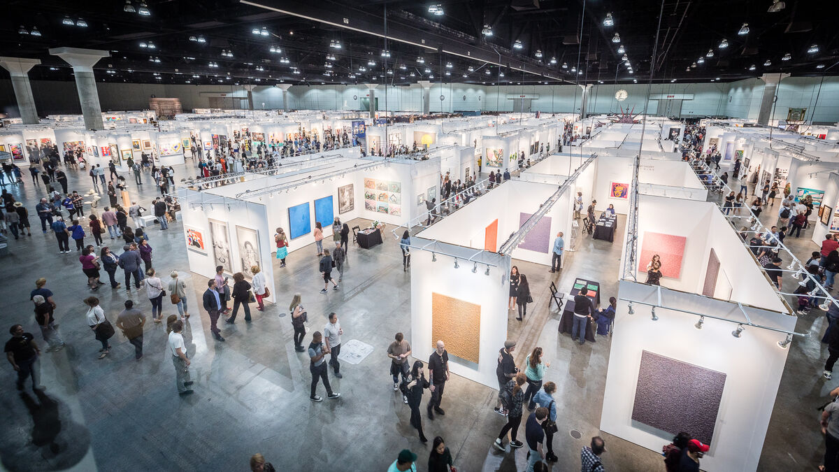 Celebrating Its 25th Anniversary, the 2020 LA Art Show Will Kick Off the Biggest Year of Culture in the City's History - Artsy