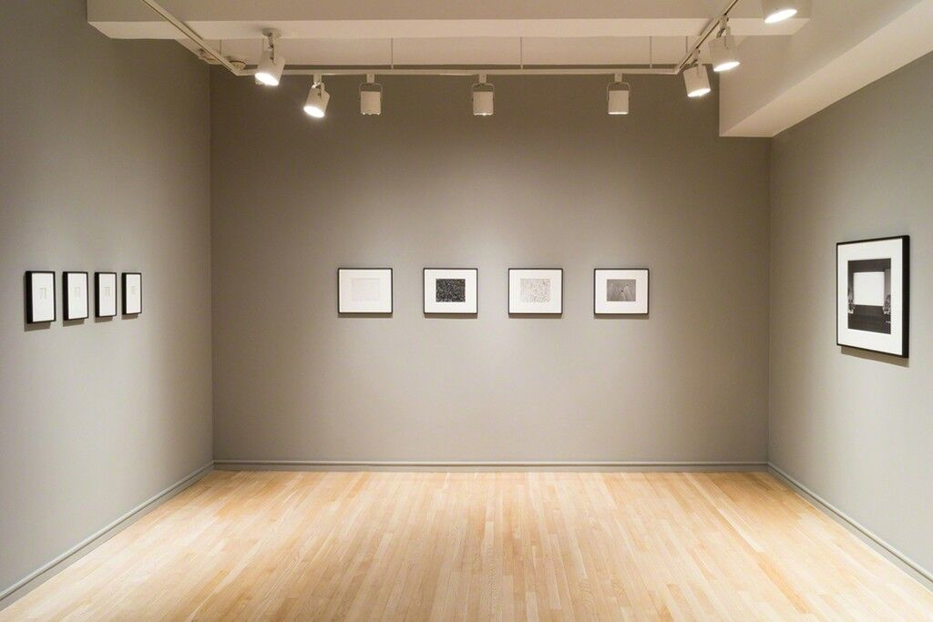 """Installation view of""""Callahan, Dawid, Sugimoto"""" at Pace/MacGill Gallery, New York. Courtesy ofPace/MacGill Gallery."""