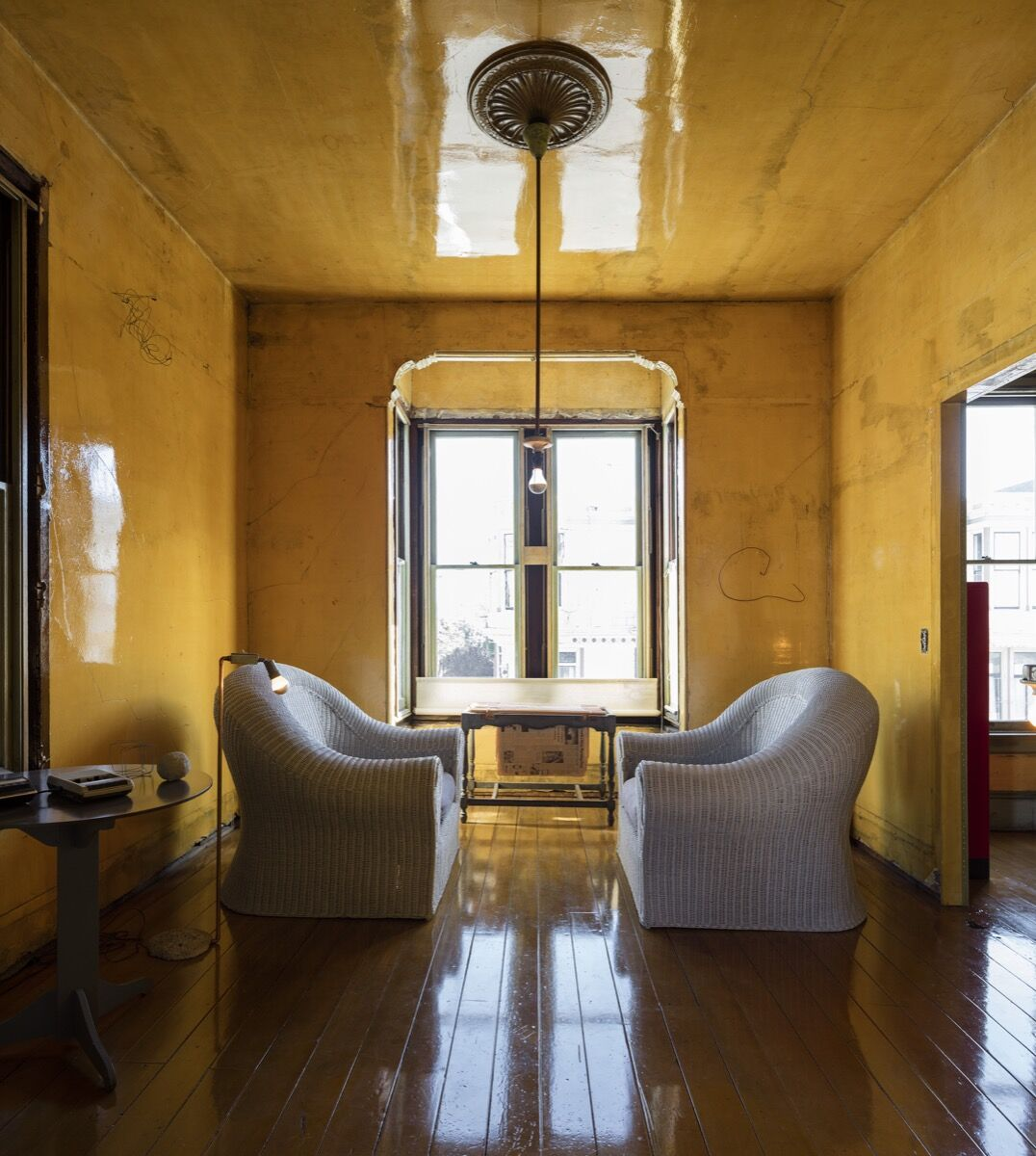 The David Ireland House. Photo by Henrik Kam. Courtesy of The 500 Cap Street Foundation.