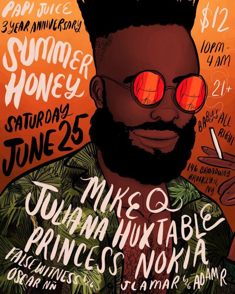 Mohammed Fayaz, Volume 29: Summer Honey, 2016. Courtesy of the artist.