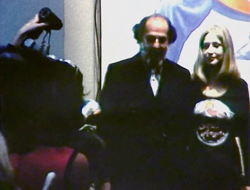"Still from the 1973 Scull Auction, via ""The Art Market, Explained: How and Why a Patron Supports an Artist,"" directed by Oscar Boyson for Artsy, in collaboration with UBS."
