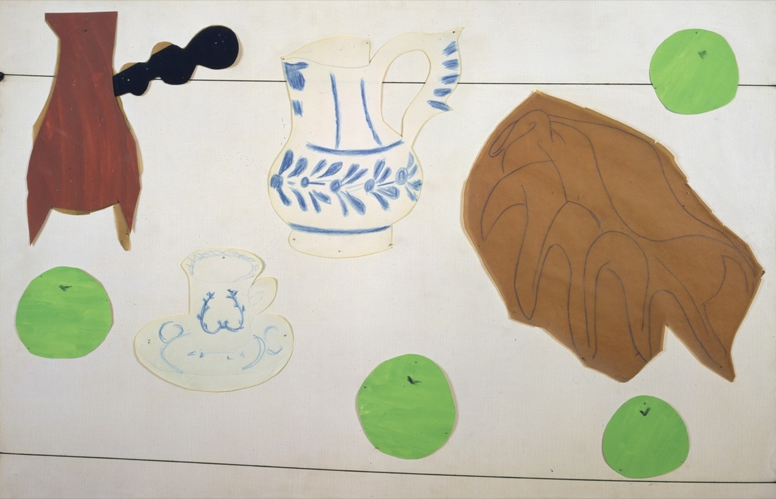 Henri Matisse, Still Life with Shell, 1940. Private collection. Photo © Private collection. © Succession H. Matisse/DACS 2017. Courtesy of the Royal Academy of Arts.