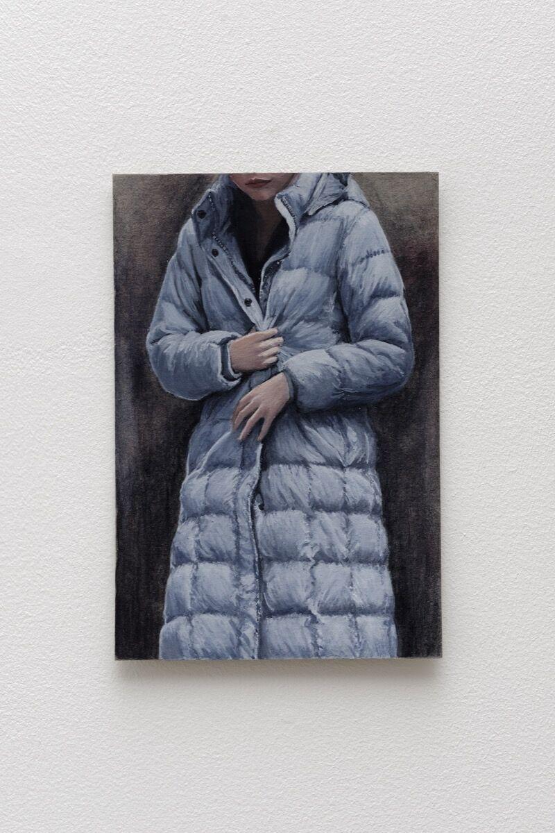 Louise Sartor, Puffa, 2017. Courtesy Galerie Crèvecoeur, Paris, Marseilles © Aurélien Mole.