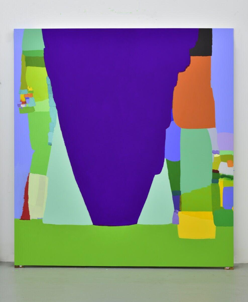 Federico Herrero, Untitled, 2019. © Federico Herrero and Sies + Ho?ke, Du?sseldorf. Courtesy of the UBS Art Collection.